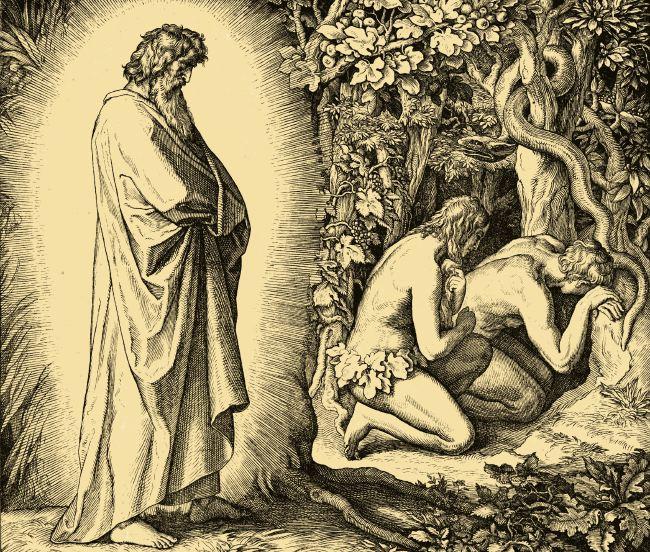 adam-eve-and-God